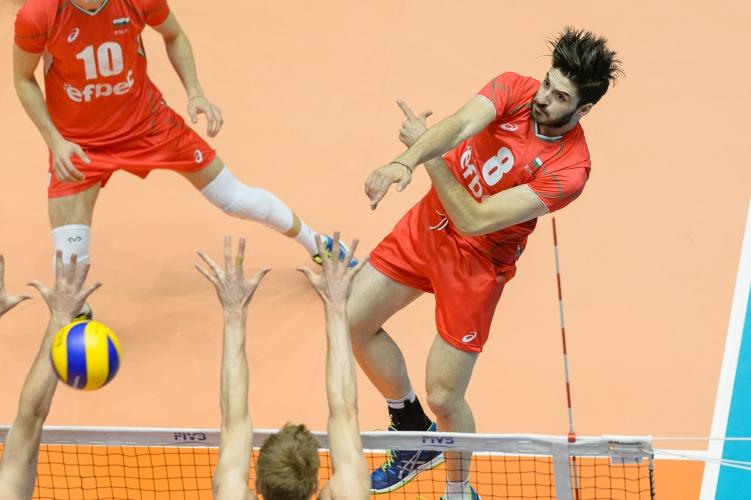 България победи Австралия и запази мястото си в Световната лига