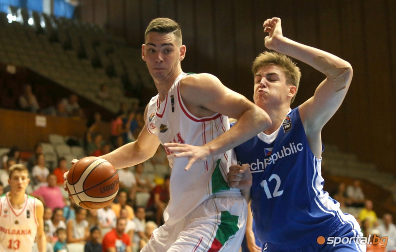 България U16 - Чехия U16