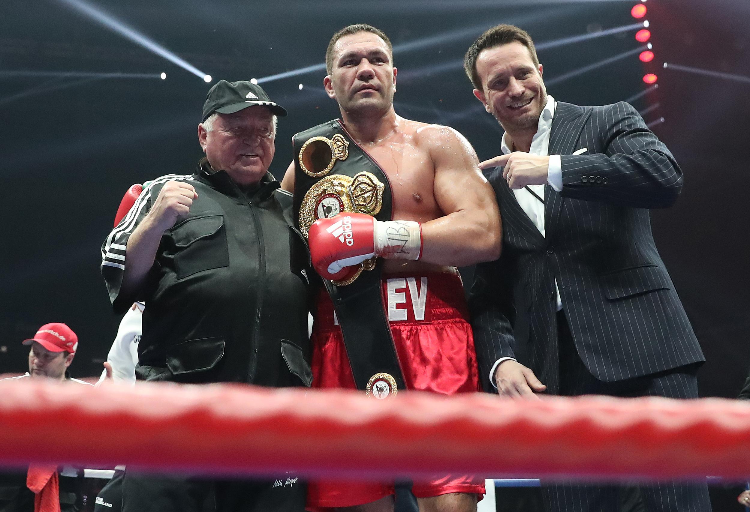 Кубрат Пулев - Самюел Питър - Мач за интерконтиненталната титла в тежка категория