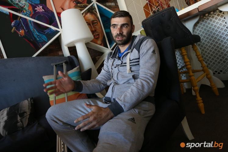 Владо Стоянов се възстановява след операцията