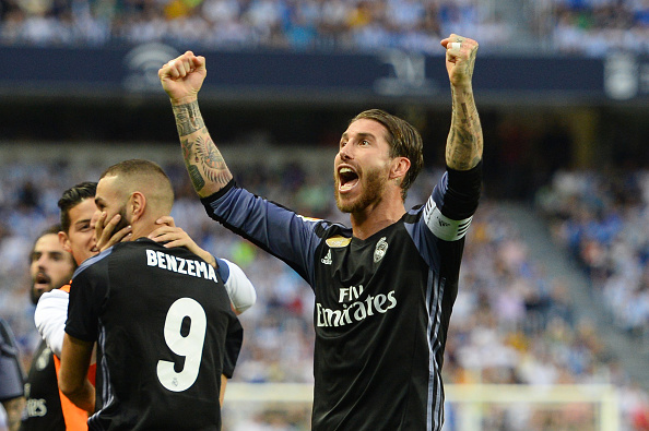 Малага - Реал Мадрид