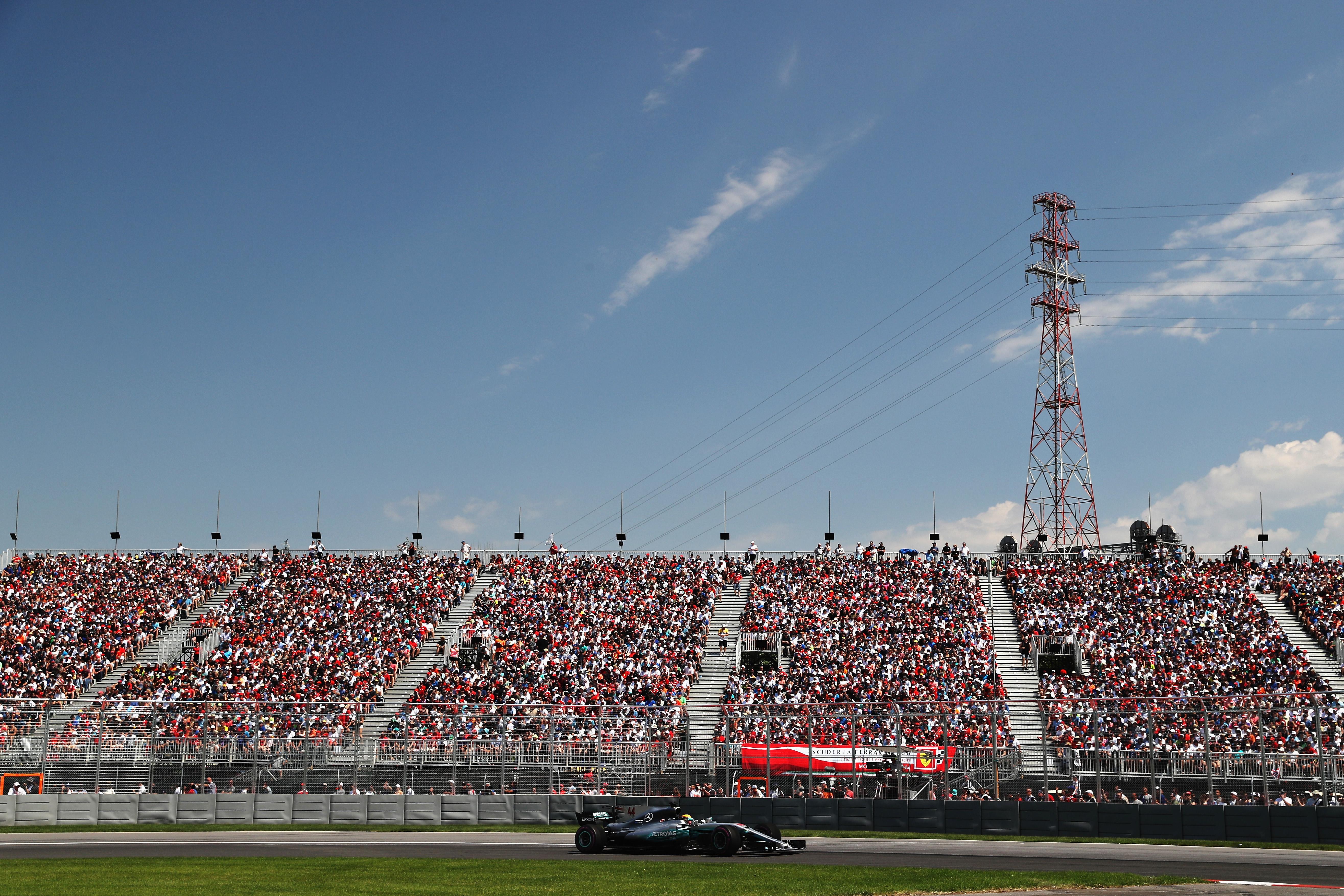 Състезание за Гран При на Канада 2017