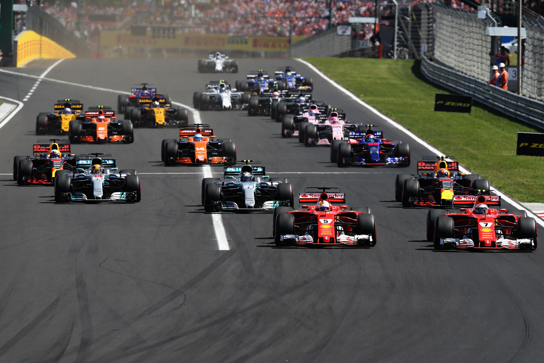 Състезание за Гран При на Унгария 2017