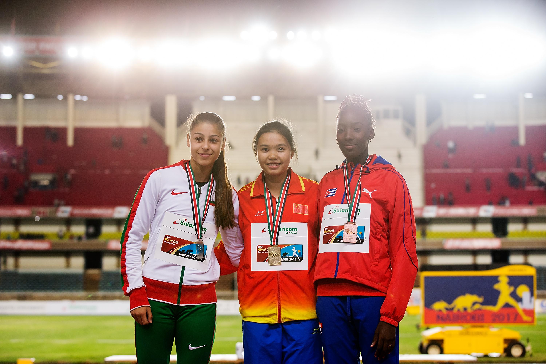 Великолепна Начева с нов рекорд и сребро на Световното