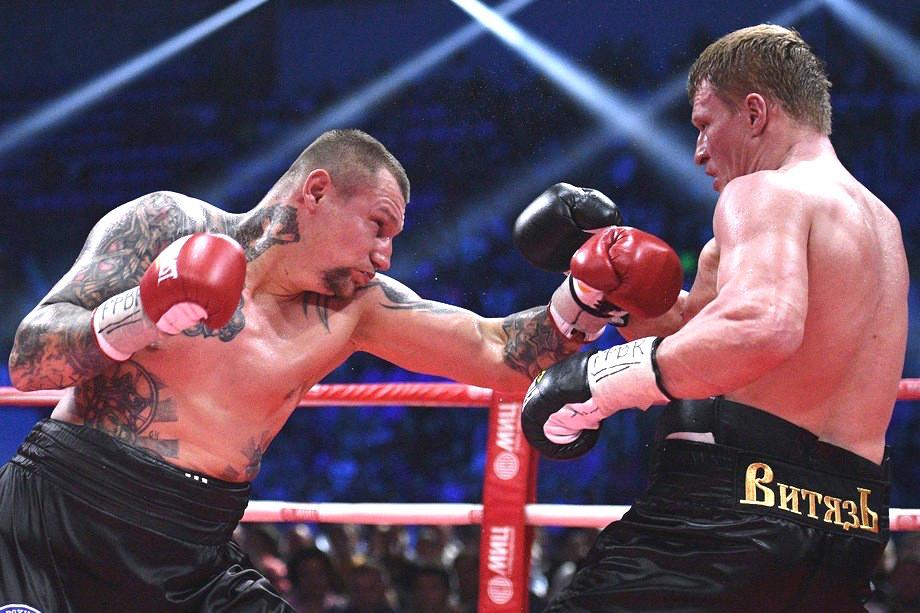 Александър Поветкин победи Андрей Руденко с единодушно съдийско решение
