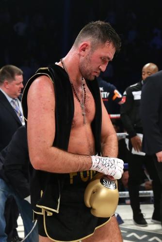 Джоузеф Паркър защити титлата си срещу Хюи Фюри в Манчестър