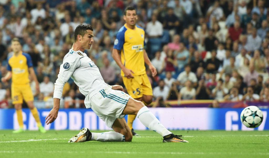 Реал Мадрид - АПОЕЛ Никозия 3:0