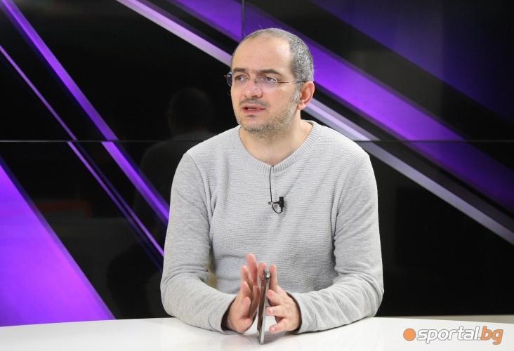 """""""Лига Спортал"""" с гост Васил Колев"""