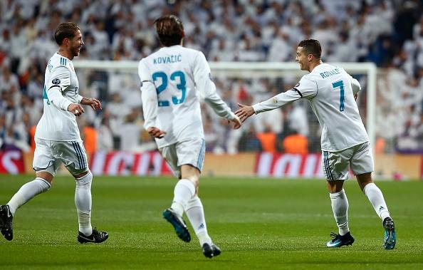 Реал Мадрид - Борусия (Дортмунд)