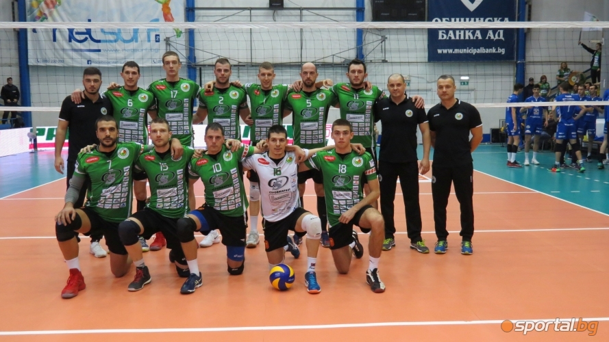 1/4-финал №4 за Купата на България: Пирин - Добруджа