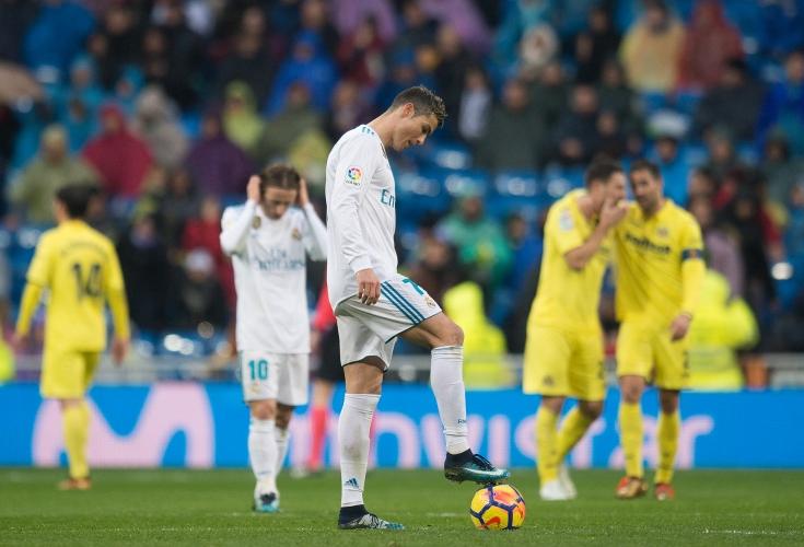 Реал Мадрид - Виляреал 0:1