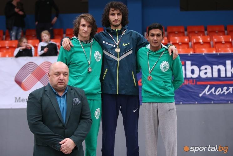 """Национален шампионат по лека атлетика за мъже и жени в зала """"Асикс Арена"""""""