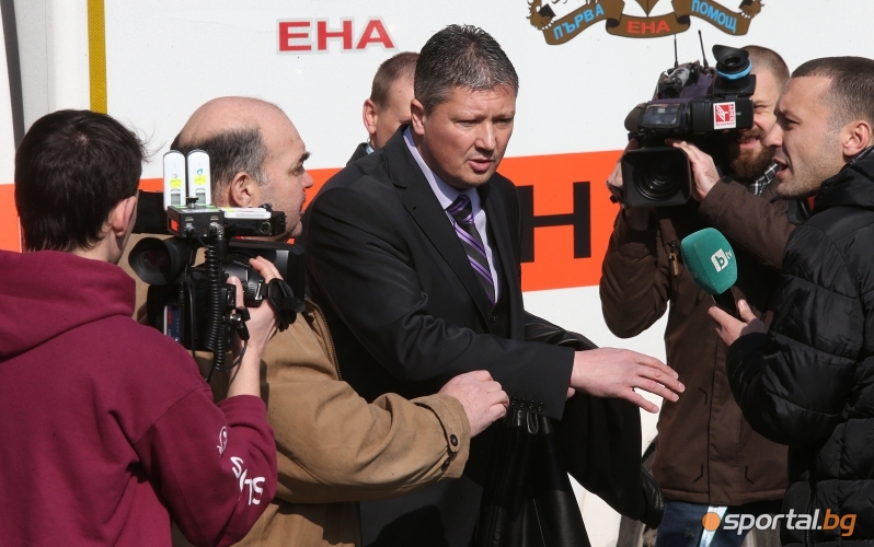 Любо Пенев отказа да присъства на VIII конгрес на БФС