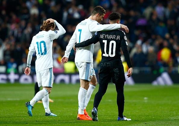 Реал Мадрид - Пари Сен Жермен