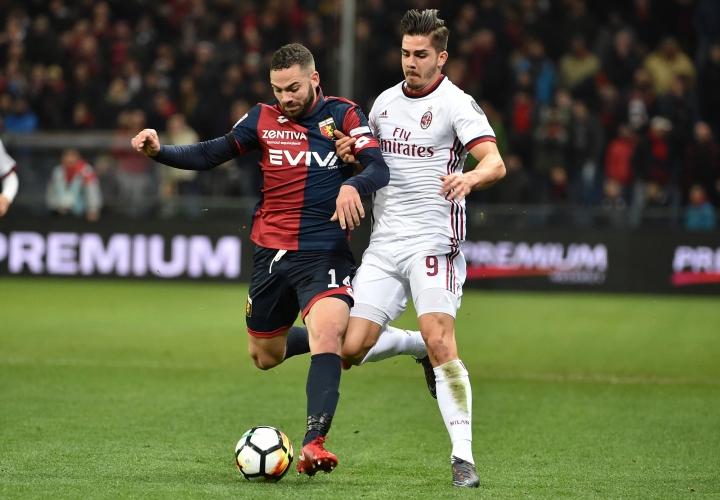 Дженоа - Милан 0:1