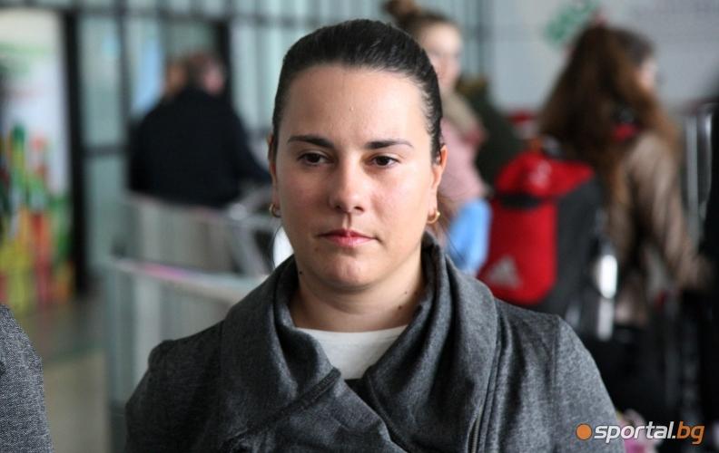 Катрин Тасева и Боряна Калейн се прибраха от Франция