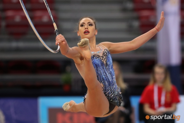 СК по художествена гимнастика - Индивидуално - Група B