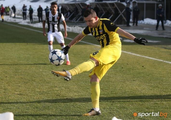Локомотив (Пловдив) - Ботев (Пловдив) 0:0