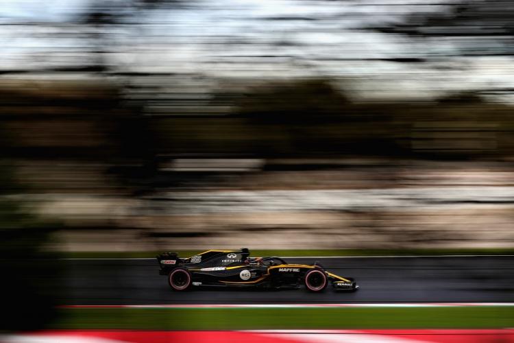 Втори предсезонен тест във Формула 1