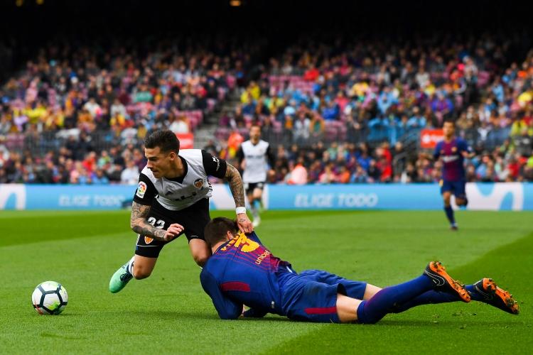 Барселона - Валенсия
