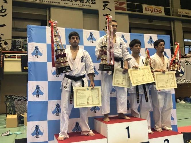 Голям успех за родния карате киокушин в Япония