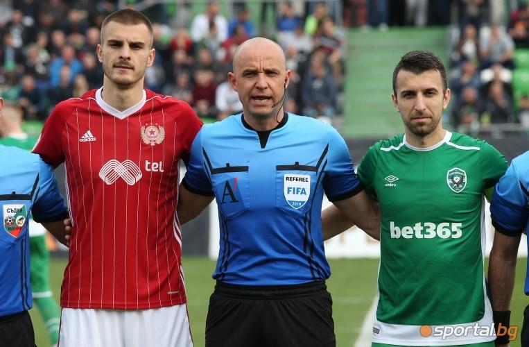 Лудогорец - ЦСКА - София 3:2