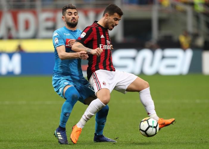 Милан не се даде на Наполи