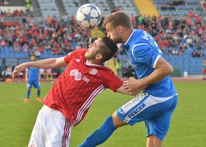 Полуфинал №1 за Купата на България: ЦСКА-София - Левски