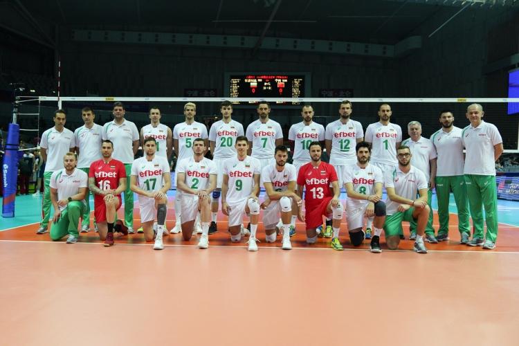 Китай - България 2:3