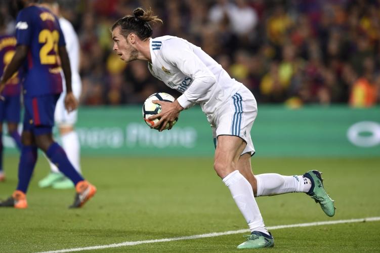Барселона - Реал Мадрид 2:2
