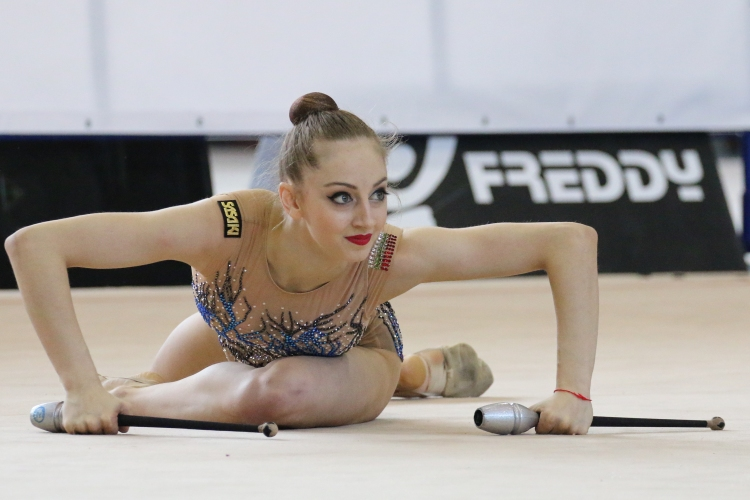Държавно първенство по художествена гимнастика