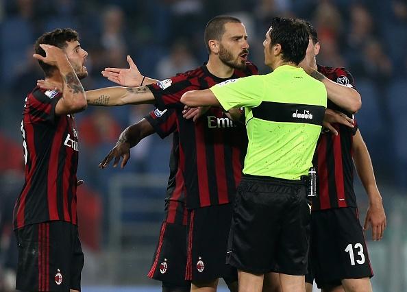 Ювентус - Милан 4:0