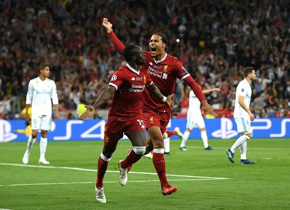 Реал Мадрид - Ливърпул 2:1