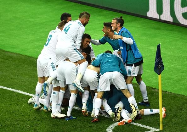 Реал Мадрид - <a href=