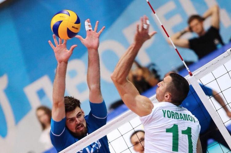 България загуби първата си контрола от Русия в Москва с 1:3