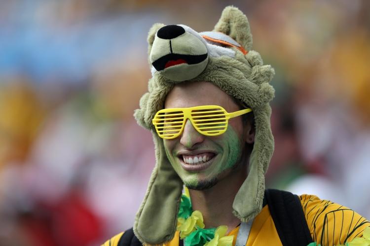 Запалянковците на Австралия срещу Перу
