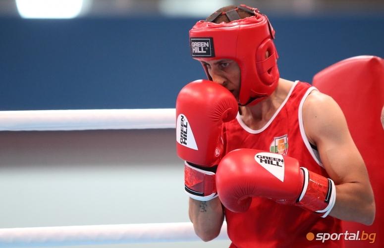 Финали на Европейското по бокс за жени в София