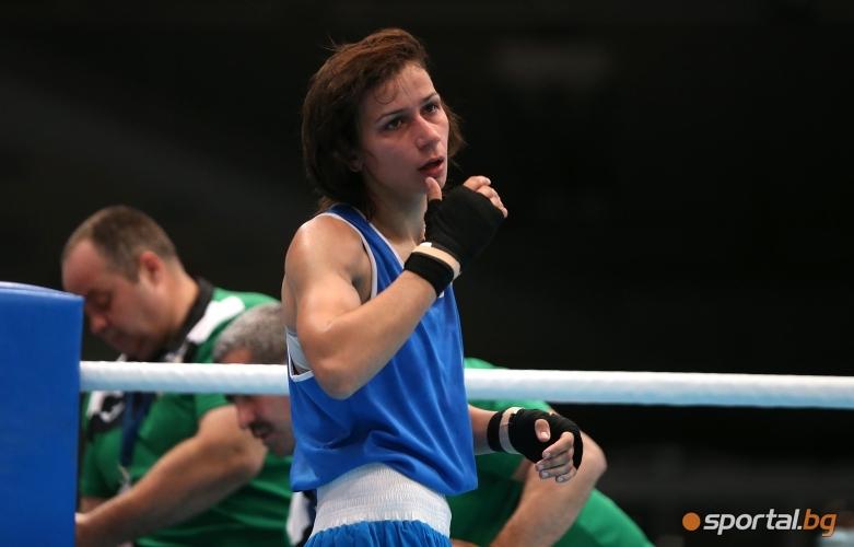 Полуфинали на европейското по бокс за жени в София - следобедна сесия