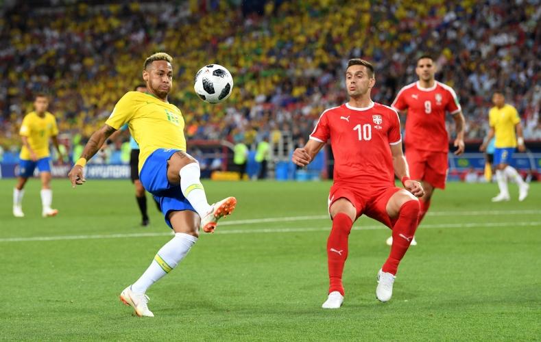 Сърбия - Бразилия