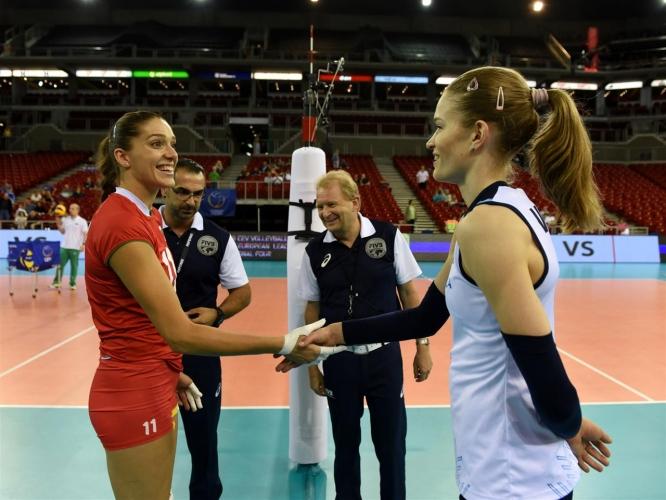 България отнесе Финландия с 3:0 и е на финал на Златната лига