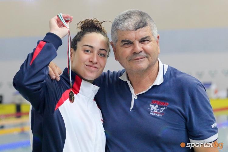 Държавно лично-отборно първенство по плуване за мъже и жени