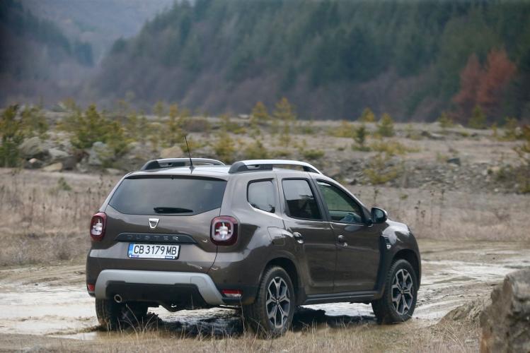 Българската връзка (тест на новата Dacia Duster)