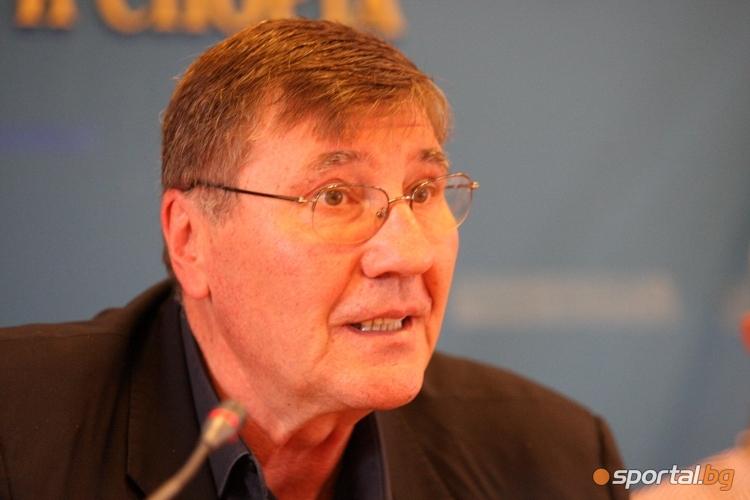 Селекционерът на мъжкия нац. отбор по баскетбол Любо Минчев говори преди важния мач с Исландия