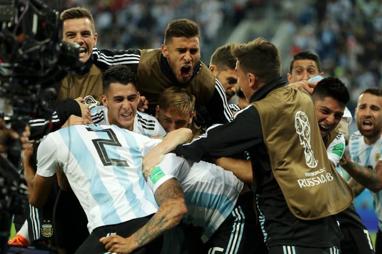 Нигерия - Аржентина 1:2