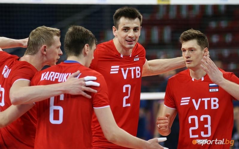 Русия - Сърбия