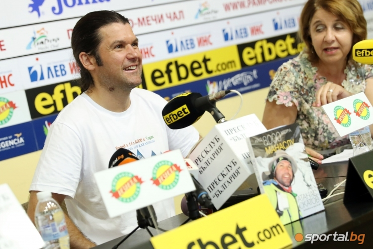 Д-р Атанас Скатов бе избран за спортист на месец май