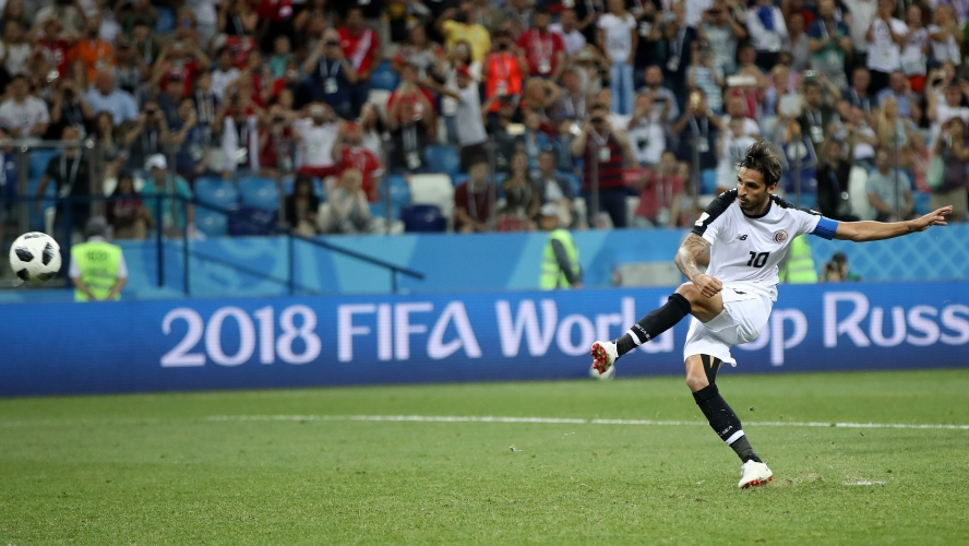 Швейцария - Коста Рика 2:2