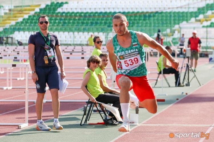 Балканиадата по лека атлетика - втори ден