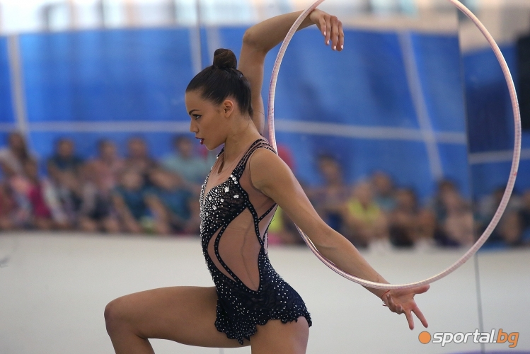 Контролно по художествена гимнастика