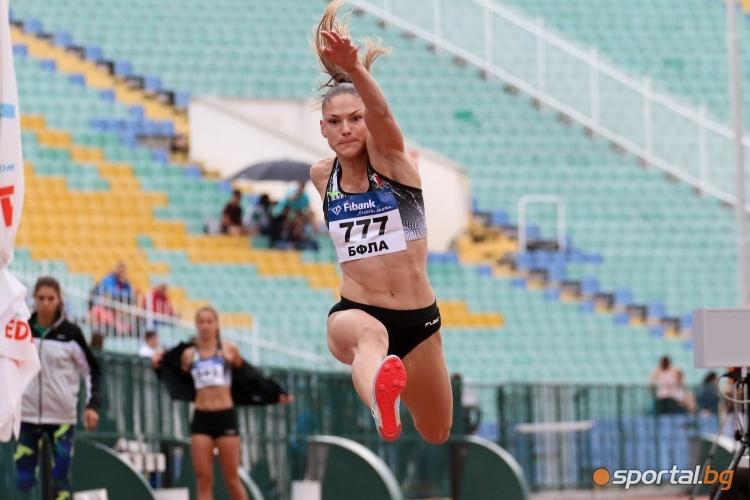 Национален шампионат по лека атлетика за мъже и жени, момчета и момичета под 16 г. - втори ден